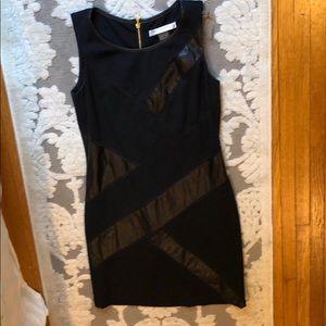 Peter Nygard Petite Black Sleeveless Dress